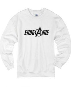 Avengers Endgame Logo Sweater