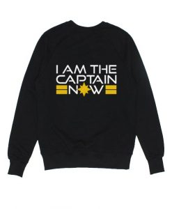 I Am the Captain Now Sweater