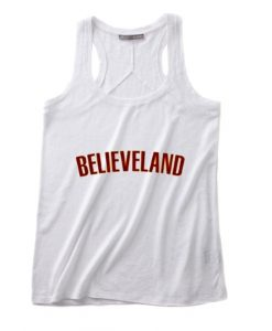 Believeland Tank top