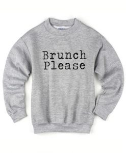 Brunch Please Sweater