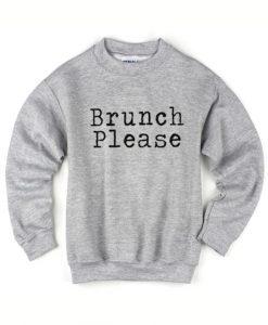 Brunch Please Sweater