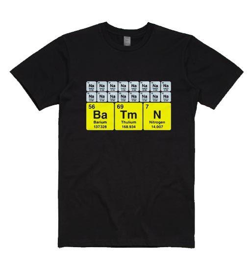 Na Na Na Na Na Ba Tm N Sodium Batman T-Shirt