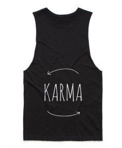 Karma Boyfriend Tank top