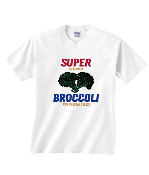 Super Broccoli Shirt