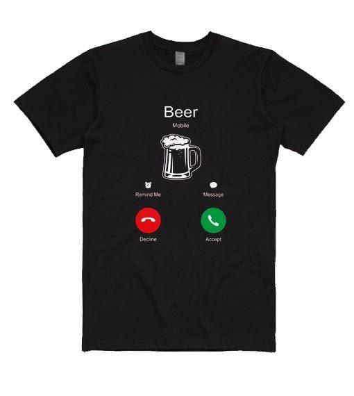 Beer Is Calling Shirt
