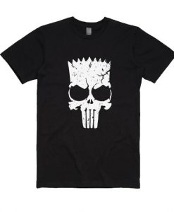Funny Punisher Skull Parody Shirt