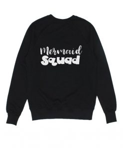 Mermaid Squad Sweater
