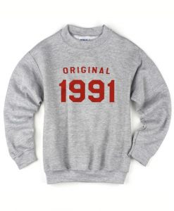 Original 1991 Sweater
