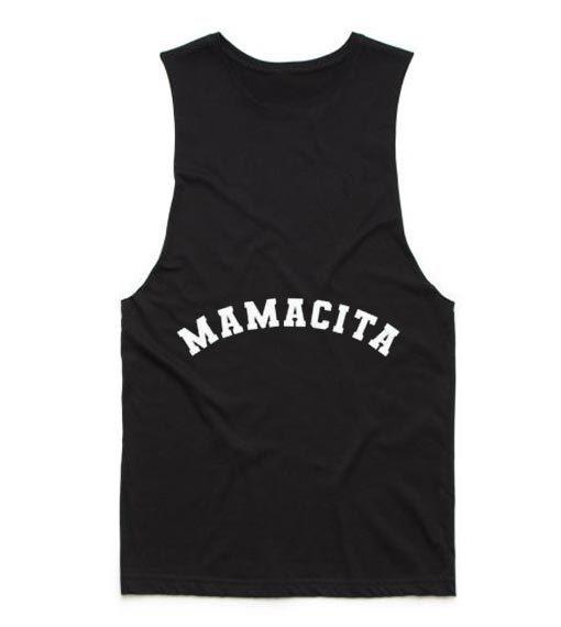 Mamacita Tank top