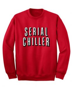Serial Chiller Sweater