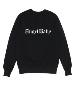 Angel Baby Sweater