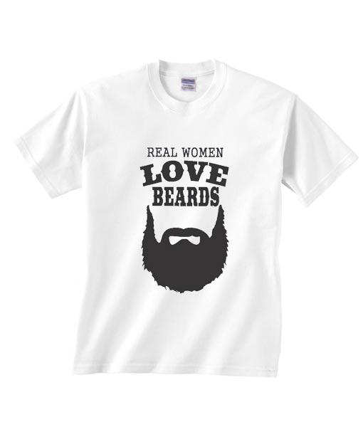 Real Women Love Beards Shirt
