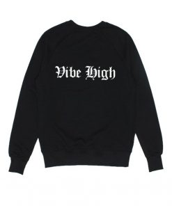 Vibe High Sweater