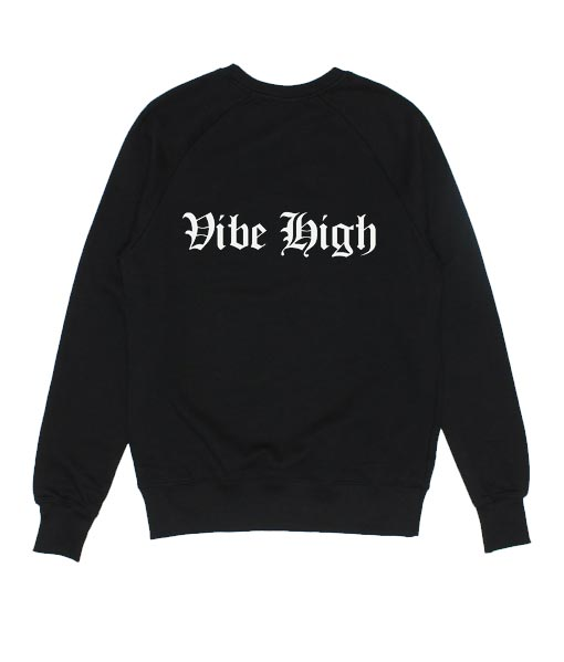 Vibe High Sweater