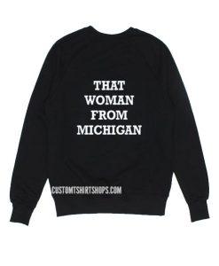 That Woman from Michigan Sweater