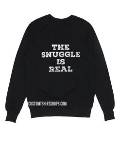 The Snuggle Is Real Sweater