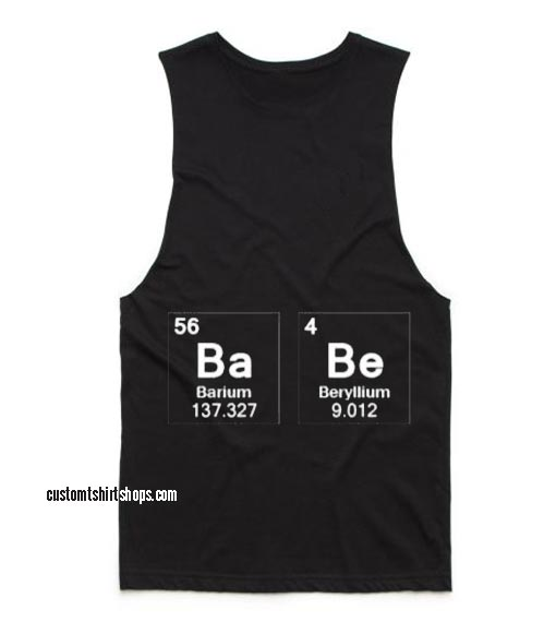 Babe Funny Summer and Workout Tank top