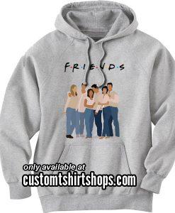 Friends Sweatshirt TV Show Friends TV Show Hoodies