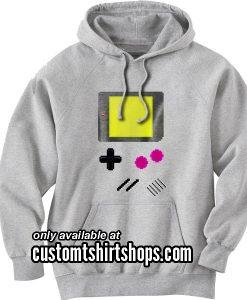 Game Boy Logo Hoodies