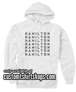 Hamilton Hoodies