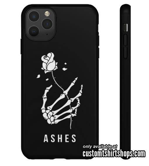 Ashes Rose iPhone Case, iphone case funny, iphone 11 pro max case