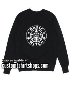Halloween Basic Witch Sweatshirts