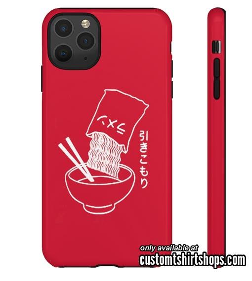 Japanese Remen Noodles iPhone Case