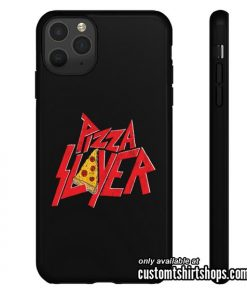 Pizza Slayer iPhone Case