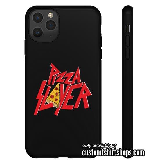 Pizza Slayer iPhone Case
