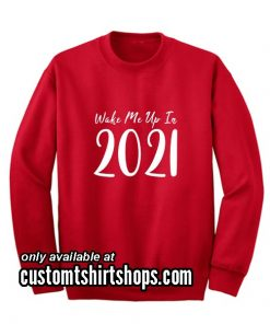 Happy New 2021Funny Christmas Sweatshirts
