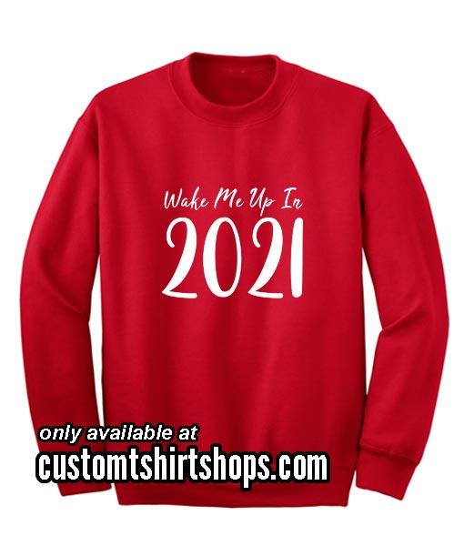 Happy New 2021Funny Christmas Sweatshirts