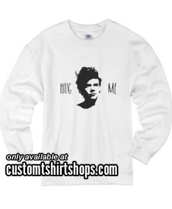 Hug Me Harry Styles Funny Christmas Sweatshirts