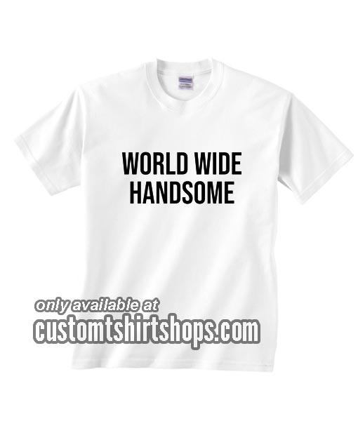 World Wide Handsome BTS T-Shirt