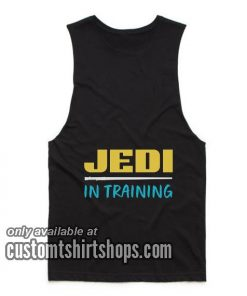 Jedi in Training Tank top