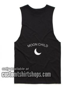 Moon Child Tank top