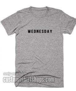 Wednesday Ginny and Georgia Netflix T-Shirts