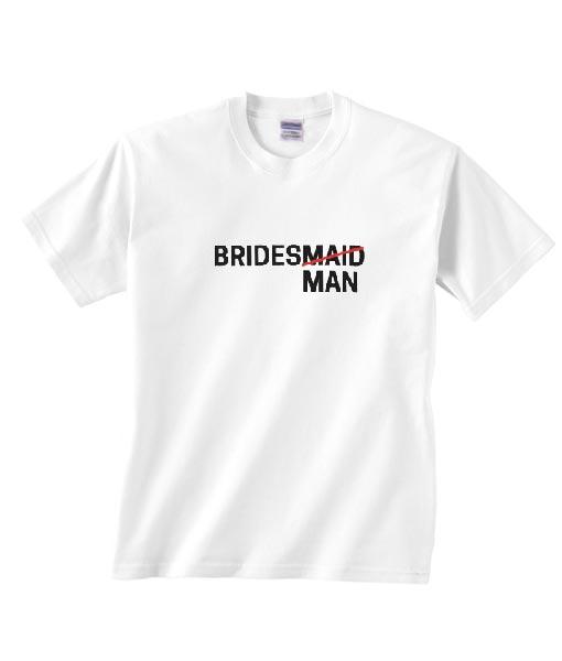Bridesmaid Bridesman T-Shirts