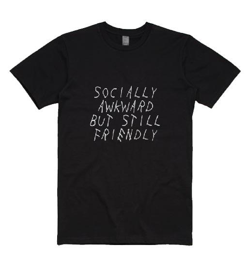 Socially Awkward T-Shirts