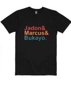Jason Marcus Bukayo Retro Vintage T-Shirts