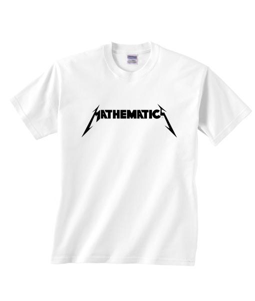 Mathematics T-Shirts