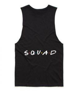 Squad Friends TV Show Tank top