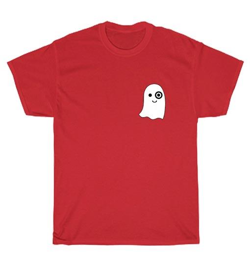 Bullseye Ghost Short Sleeve T-Shirts