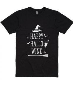 Happy Hallo Wine Feeling Witchy