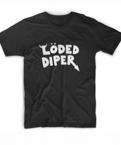 Loded Diper Short Sleeve T-Shirts