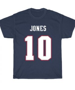 Mac Jones Jersey Short Sleeve Unisex T-Shirts