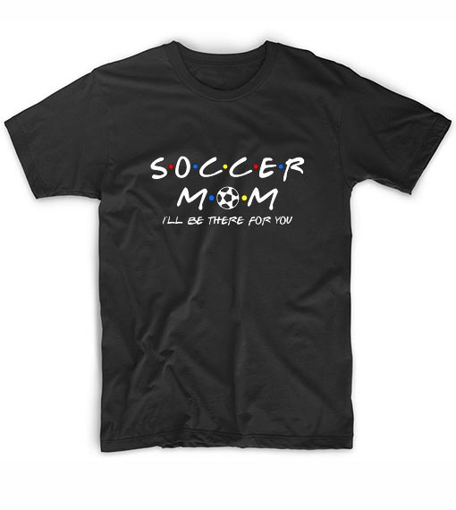 Soccer Mom Friends Game Day Short Sleeve Unisex T-Shirts