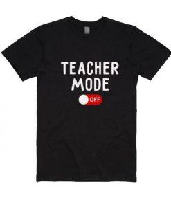 Teacher Mode Off